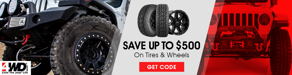 4WD Wheel Drive Coupon, Promo and Discount Codes