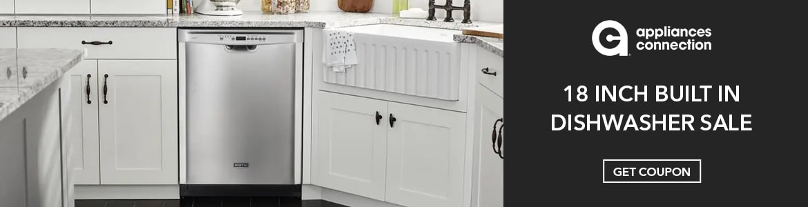 18 Inch Built In Dishwasher Sale. Shop Now